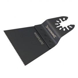 Lame de scie HCS pour coupes plongeantes 65 mm pour outil oscillant - 277983 - Silverline