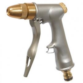 Pistolet métal/laiton + raccord rapide - PRA/TLB.4401 - Ribiland