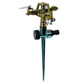Arroseur cracheur métal sur piquet métallique - PRA/AB.1411 - Ribiland