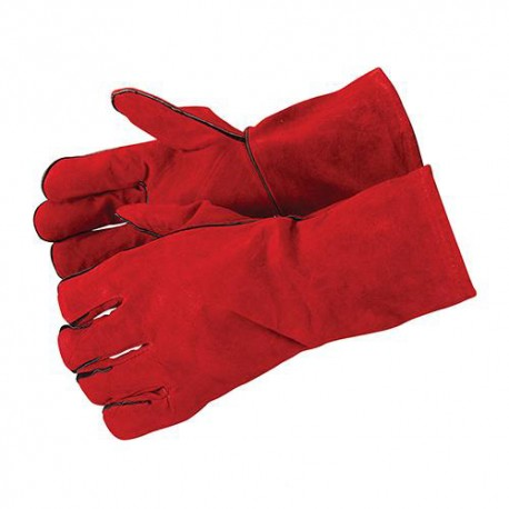 Gants de soudeur 330 mm Large - 282389 - Silverline