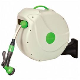 Dévidoir automatique tuyau d'arrosage 30 m ACQUAROLL30+ - PRD32P - Ribiland
