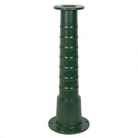 Support en fonte pour pompe à bras Ht. 66 cm - PRPFMBS67 - Ribiland