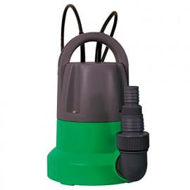 Pompe vide-cave serpillère eau claire 400 W + interrupteur électronique incorporé - PRPVC401SP - Ribiland