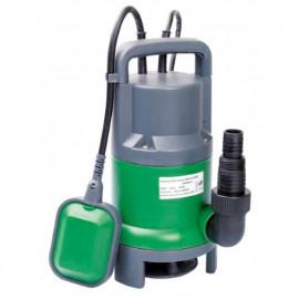 Pompe vide-cave eaux chargées 400 W + flotteur - PRPVC400C - Ribiland