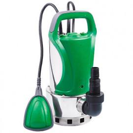 Pompe vide-cave eaux chargées 1100 W inox + flotteur - PRPVC1100CI - Ribiland