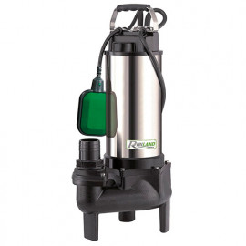 Pompe immergée VORTEX 1500 W - PRPVC1500V - Ribiland