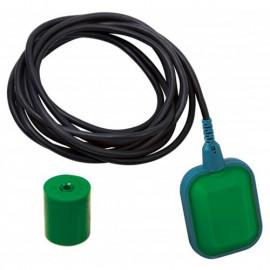 Flotteur indépendant avec 10 m câble électrique - PRIF10 - Ribiland