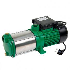 Pompe de surface multicellulaire auto, 5 turbines - pompe inox - PRMCA5 - Ribiland