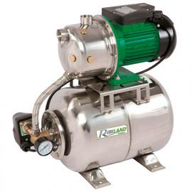 Pompe suppresseur 24 L avec JET101 tout inox 970 W - PRSI24JET101I - Ribiland