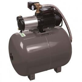 Pompe suppresseur 100 L avec multicellulaire gros débit 5 turbines - PRS100MCA5GD - Ribiland