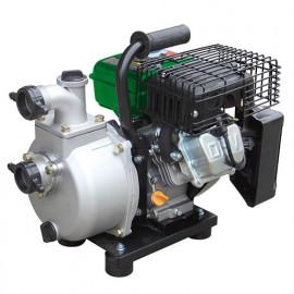 Motopompe 87 cc 2,4HP 4 temps portable - PRMPP087 - Ribiland