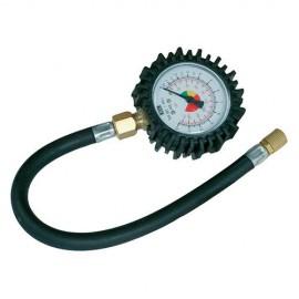 Manomètre pour pneus 0 - 10 bar - 282411 - Silverline