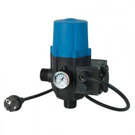 Régulateur électronique AQUACONTROL PRO avec manomètre et prise électrique - PRPCTRLPRO - Ribiland