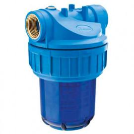 """Filtre à eau 5"""" anti UV 3 pces avec cartouche lavable CFL fil 1"""" - PRFIL5S3UV - Ribitech"""