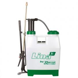 Pulvérisateur 14 L à dos à pression entretenue LINA13 - PRP130D - Ribiland