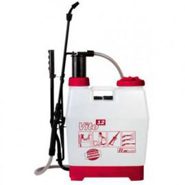 Pulvérisateur 12 L à dos à pression entretenue VITO12 pour produits agressifs - PRP120DC - Ribiland