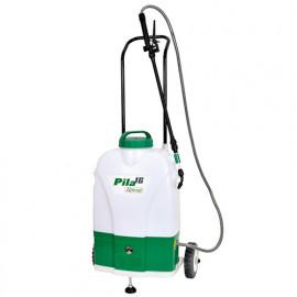Pulvérisateur 16 L à dos et sur roues, à batterie 12 V 1,2 Ah PILA 16 - PRP161DER - Ribiland