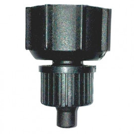 Connecteur pour tuyaux pulvérisateur PILA8 - PULPRO4/5/12 et tout tuyau D. 8 mm - PRPC8X - Ribiland