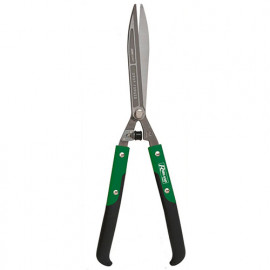Cisaille à haies PRO 60 cm, poignées courbes, lames forgées - PRCH60CPRO - Ribiland