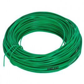 Lien fil acier plastifié, D. 1,6 mm, long 25 m - PRLIENF1625 - Ribiland