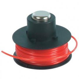 2 Bobines de fil pour coupe-bordures 1,6 mm x 6,5 m - PRWFB230A - Ribiland