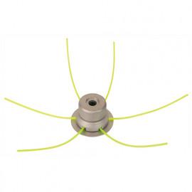 Tête de débroussailleuse universelle métal RAZERB PRO + 3 fils carrés - PRDFT.20 - Ribiland