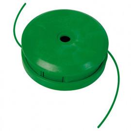 Tête de débroussailleuse universelle RAZERB Cutty + fil rond 2 m diam 2,4 mm - PRDFT.05 - Ribiland