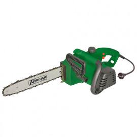 Tronçonneuse électrique 1600 W 230 V - guide 350 mm - PRTRE351 - Ribiland