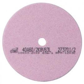 Meule pour affûteur de chaîne 100 x 3,2 x 10 mm - PRIM32/1 - Ribiland
