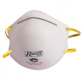 Lot de 3 masques anti-poussières FFP1 EN 149 - PRPROTMP3 - Ribiland