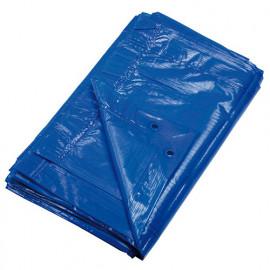 Bâche lourde Ecoplatinium bleue 6 x 10 m - PRB09006X10EP - Ribiland