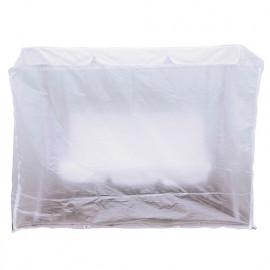 Housse ECO platinium 90 gr/m2 220 x 150 x Ht. 160 cm pour balancelle - PRH090BAL220 - Ribiland