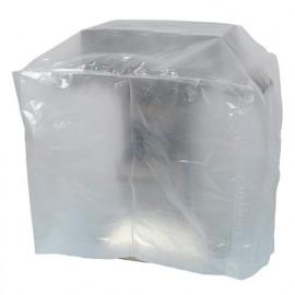 Housse ECO platinium 90 gr/m2 90 x70 x Ht. 70 cm pour barbecue - PRH09090X70 - Ribiland