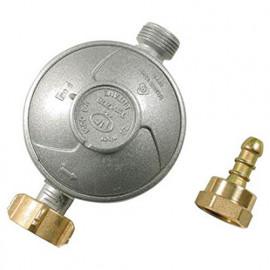 Détendeur gaz butane NF valve / filetage tétine blister - DG170/B - Ribiland