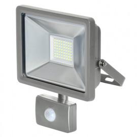 Projecteur à LED 30 W 230 V 2 250 lumens mural avec détecteur - PRSPOT32MDET - Ribiland