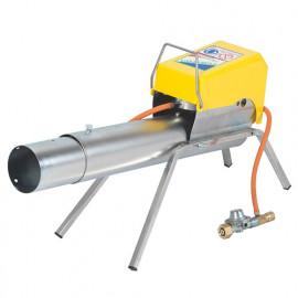 Epouvantail à gaz RIBIZON canon télescopique - AG0570/4 - Ribiland