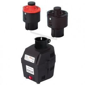 Affûteuse de forets 70 W 230 V 2 têtes de 3 à 10 et de 8 à 16 mm - PRIAF716 - Ribitech
