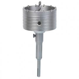 Scie trépan béton SDS+ D.100 mm x longueur 160 mm - PRSDS+T160X100 - Ribitech