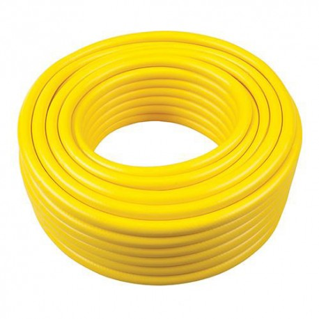Tuyau d'arrosage D. 12,5 mm PVC renforcé 30 M - 298535 - Silverline