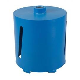 Couronne diamantée perforateur D. 38 pour matériaux de construction Lu 150 mm - 300338 - Silverline