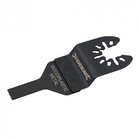 Lame de scie bi-métal pour coupes plongeantes 10 mm pour outil oscillant - 320946 - Silverline
