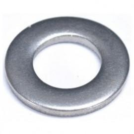 20 rondelles M8 plates type A INOX A2 DIN 125A - Fixtout