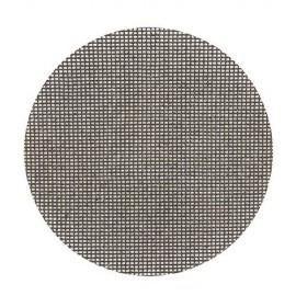 10 disques abrasifs treillis auto-agrippants D. 150 mm Grain 120 - 353774 - Silverline
