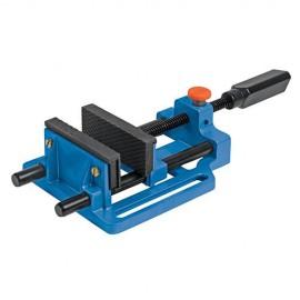 Étau pour perceuse à dégagement rapide, serrage max 100 mm - 380956 - Silverline