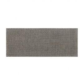 10 feuilles abrasives treillis auto-agrippantes 115 x 230 mm Grain 80 - 382858 - Silverline