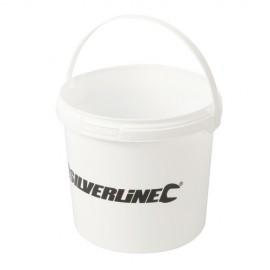 Seau à peinture en plastique 1,5 L - 416574 - Silverline