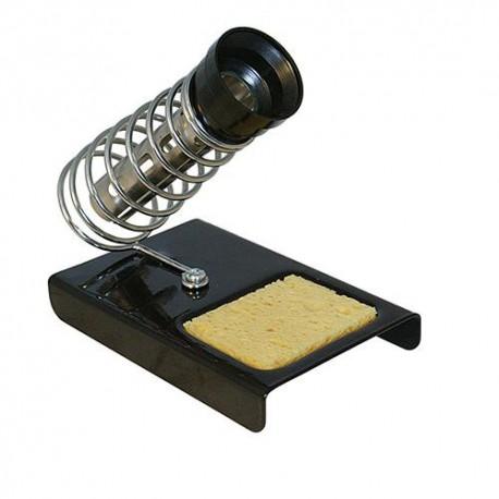 Support pour fer à souder avec base 85 x 125 mm - 427552 - Silverline