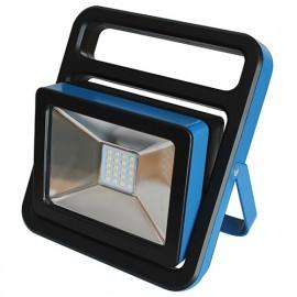 Projecteur de chantier LED 20W sur batterie - PLB020 - LEMAN