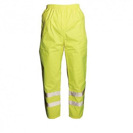 """Pantalon haute visibilité XL 91cm (36"""") classe 1 - 427566 - Silverline"""