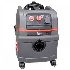 Aspirateur synchro et vibrant (cuve propylène) 25L 230V - 1400W - ASP255 - LEMAN